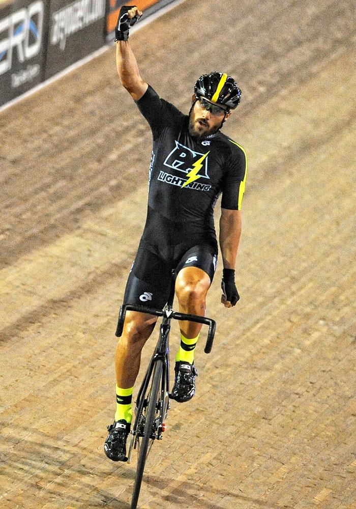 Stephen Hall Philly Lightning - Philadelphia's New International Cycling Team