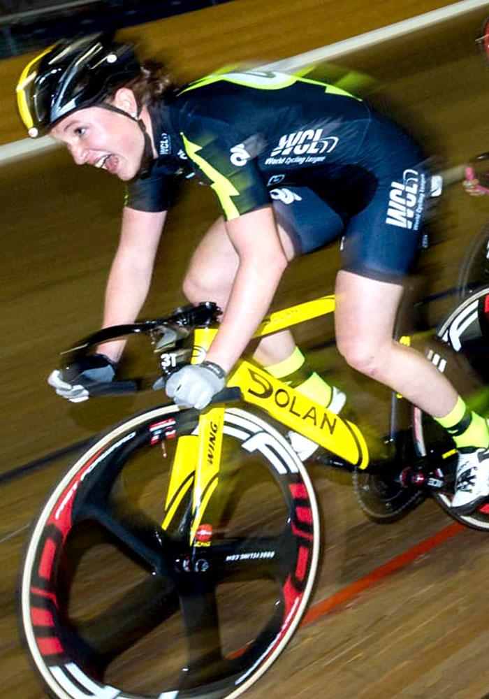 Anita Yvonne Stenberg Philly Lightning - Philadelphia's New International Cycling Team